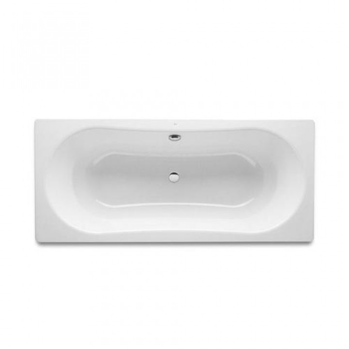 Ванна стальная ROCA DUO PLUS 180x80 (сталь 3,5 мм) 221670000