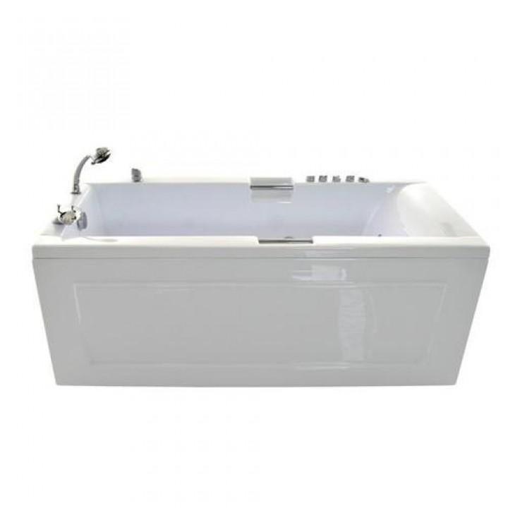 Акриловая гидромассажная ванна «Александрия» 150 см