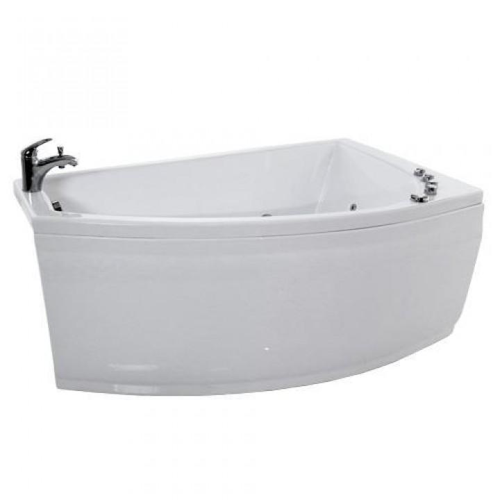 Акриловая гидромассажная ванна «Бэлла» (левая)
