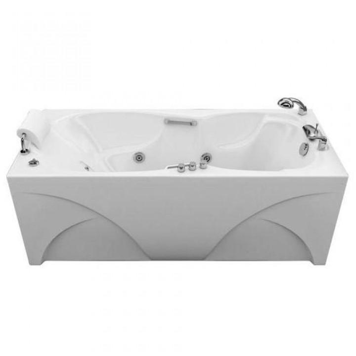 Акриловая гидромассажная ванна «Цезарь»