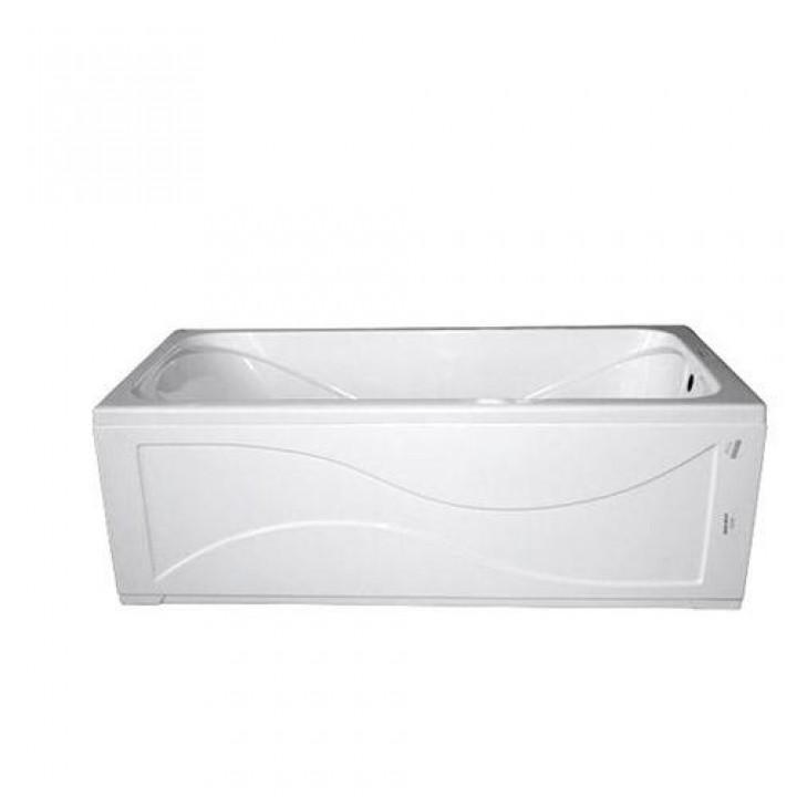 Акриловая ванна «Стандарт» 140 см