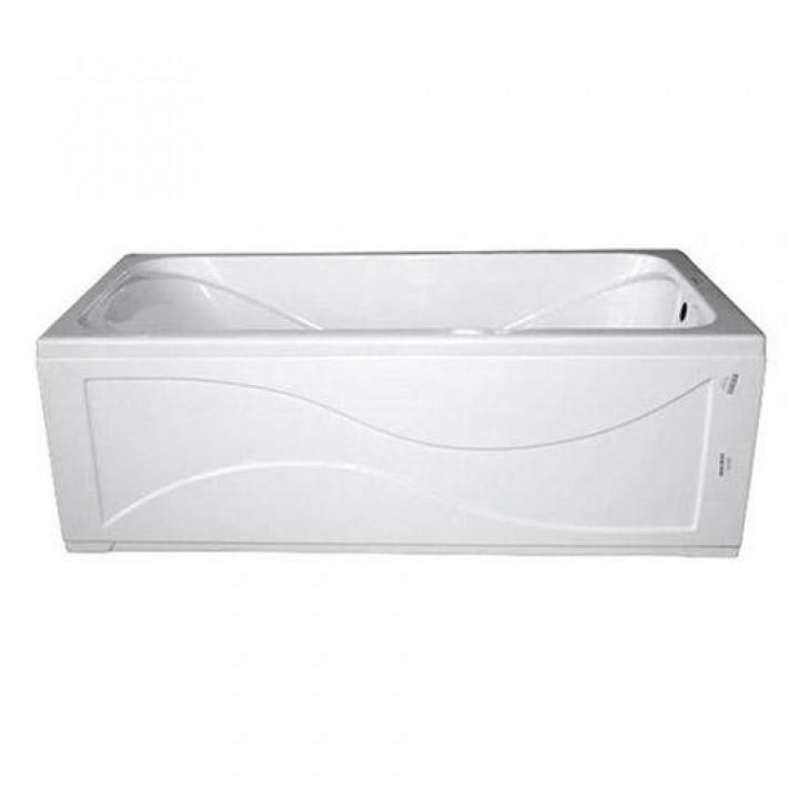 Акриловая ванна «Стандарт» 170 см X 70 см