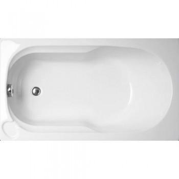 Ванна акриловая VAGNERPLAST NIKE (120) VPBA127NIK2E-01/NO