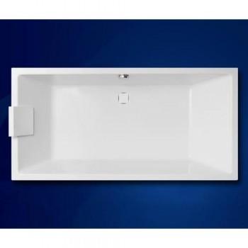 Ванна акриловая VAGNERPLAST CAVALLO (180) VPBA180CAV2X-01/NO