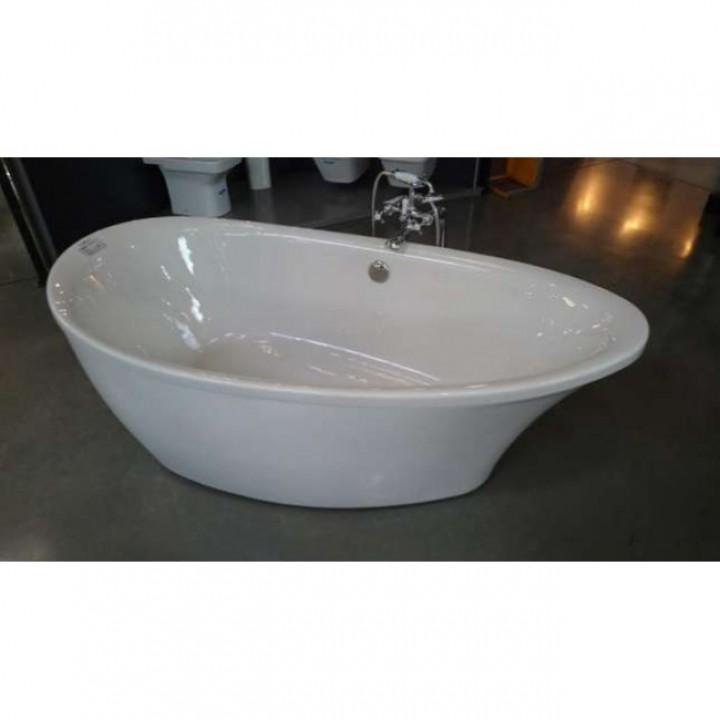 Ванна Volle отдельностоящая 1800*910*685мм, акриловая, с сифоном 12-22-189