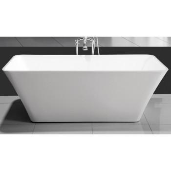 Ванна Volle 170*75*60см, отдельностоящая, акриловая, с сифоном 12-22-348