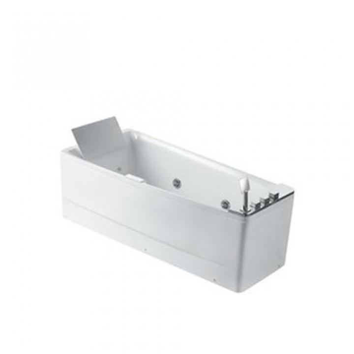 Гидромассажная ванна Volle 12-88-102 170x75x63 левая