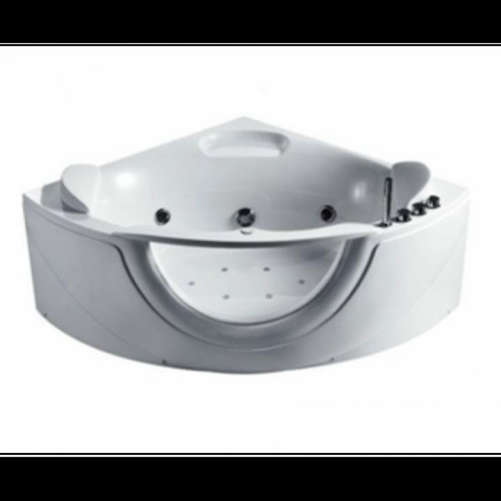 Гидромассажная ванна Volle 12-88-103 150x150x63 угловая