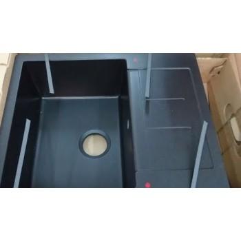Кухонная мойка Aquasanita Basic TESA SQT102 620 x 500x200
